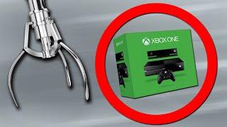 Download I FOUND AN XBOX ONE CLAW MACHINE! Video
