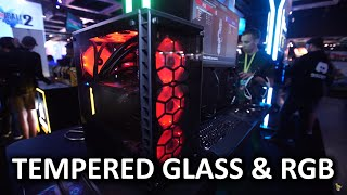 Download Tempered Glass and RGB EVERYTHING Video
