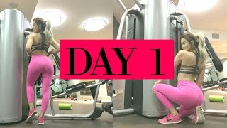 Download My Workout Routine + SECRETS | VLOGMAS Day 1 Video