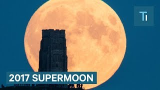 Download What Is A Supermoon? Video