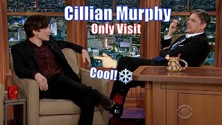 Download Cillian Murphy - Christopher Nolans Go-To Actor - His Only Appearance on Craig Ferguson Video