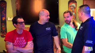 Download ″Jackass″ Tank Revealed | Tanked Video