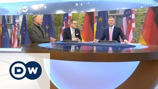 Download Green party's Trittin on Trump presidency | DW News Video