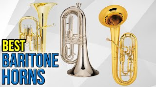 Download 6 Best Baritone Horns 2017 Video