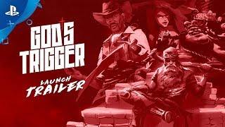 Download God's Trigger - Launch Trailer   PS4 Video