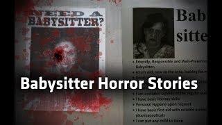 Download 3 Disturbing TRUE Babysitting Horror Stories Video