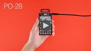 Download PO-28 robot instructional Video
