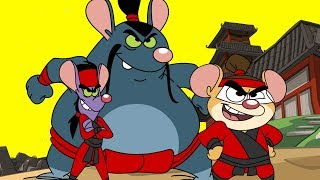 Download Rat-A-Tat |'Kung fu Mouse Ninjas NEW Full Episode Cartoons'| Chotoonz Kids Funny Cartoon Videos Video