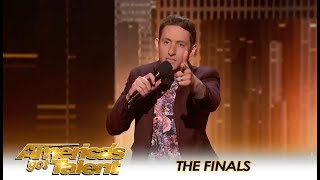 Download Samuel J. Comroe Gives His FUNNIEST Performance On AGT Finale   America's Got Talent 2018 Video