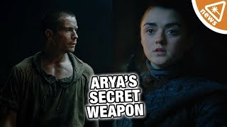 Download GAME OF THRONES: What Secret Weapon Is Gendry Building for Arya?!? (Nerdist News w/ Jessica Chobot) Video