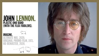 Download Imagine - John Lennon and The Plastic Ono Band (with the Flux Fiddlers) Video