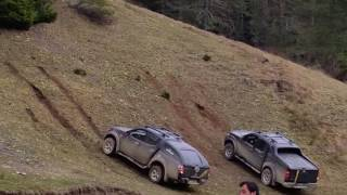 Download Mitsubishi L200 and Nissan Frontier - Harmancık Yaylası TIrmanma Alanı - Çotanak Off Road Giresun Video