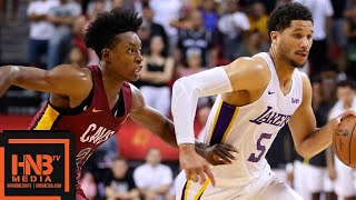 Download Cleveland Cavaliers vs Los Angeles Lakers Full Game Highlights / July 16 / 2018 NBA Summer League Video