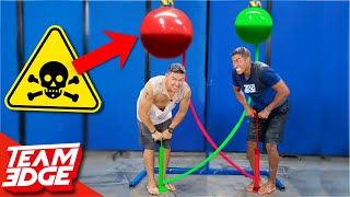 Download Race to Pop the Nasty Balloon Challenge!!   Don't Let it Pop on You! Video