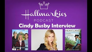 Download Hallmarkies: Actress Cindy Busby Interview Video