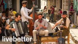 Download Modern jazz gypsy music to listen and dance instrumental mix romanian hungarian happy music Video