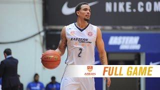 Download Hong Kong Eastern Long Lions vs. Alab Pilipinas | FULL GAME | 2016-2017 ASEAN Basketball League Video