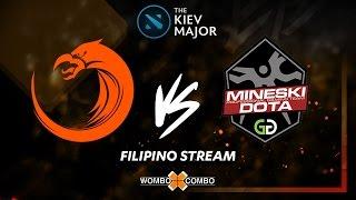 Download TNC vs Mineski Kiev major SEA qualifier game 1 Video