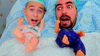 Download 24 часа Ростя как МАЛЫШ Челлендж - Любимые ИСТОРИИ про игрушки Video