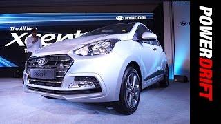 Download 2017 Hyundai Xcent : First Look : PowerDrift Video