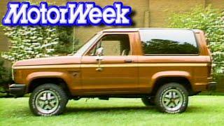 Download MotorWeek | Retro Review: '84 Ford Bronco II Video