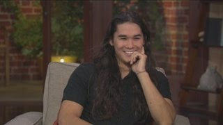 Download Booboo Stewart stars in scary 'Tales Of Halloween' Video