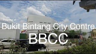 Download Bukit Bintang Mega Project - The Bukit Bintang City Centre, BBCC. Site Progress as 12.08.2017 Video