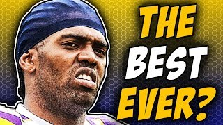 Download Do You Think Randy Moss Is The GOAT? Video