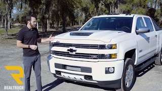 Download 2017 Chevy Silverado 2500 HD First Impressions Overview and Test Drive Video