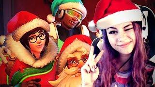 Download Overwatch (NEW SEASONAL EVENT) ►Winter Wonderland Christmas Skins, Emotes & More !!! Video