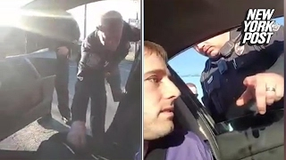 Download Lying cop doesn't know Uber driver was actually a lawyer   New York Post Video