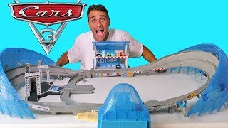 Download Cars 3 Ultimate Florida Speedway Race Track ! || Toy Review || Konas2002 Video