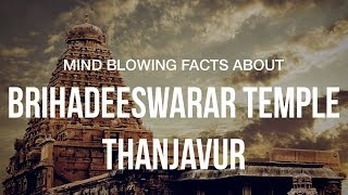 Download Mind Boggling Facts About Brihadeeswarar Temple's Architecture Video