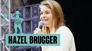 Download Hazel Brugger - Beziehungstipps Video