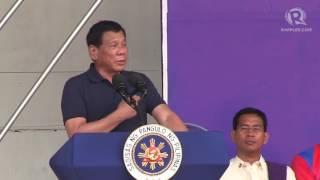 Download FULL SPEECH: Duterte at Palarong Pambansa 2017 Video