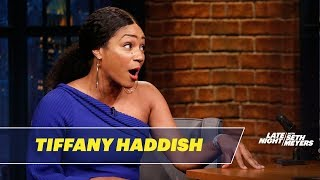 Download Tiffany Haddish Turned Down the Chance to Audition for Get Out Video