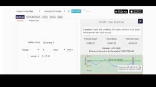 Download trick mudah binary com Index 50 dari $1 menjadi $ 1 477 85 Video