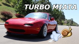 Download The Perfect 300HP Boosted Miata Video