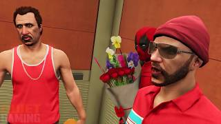 Download HOT DATE! (GTA 5 Funny Moments Cinematic) Video