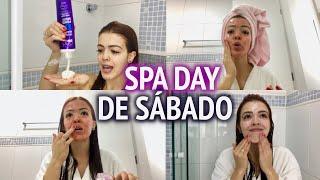Download MEU SPA DAY DE TODO SÁBADO | HIDRATAÇÃO CORRETA Video