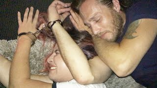 Download A Satanist And A Christian Get Handcuffed For 24 Hours Video