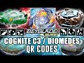 Download QR CODES COGNITE C3, DIOMEDES E MAIS! - BEYBLADE BURST APP Video