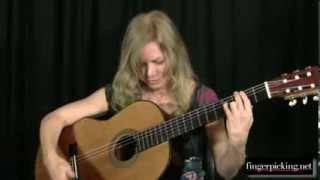 Download Muriel Anderson plays Close to You courtesy of fingerpicking Video