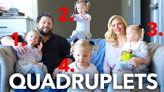 Download We Survived With Infertility, And Now We Have Quadruplets Video