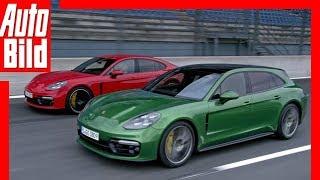 Download Porsche Panamera GTS/GTS Sport Turismo (2018) Vorstellung / Details / Erklärung Video