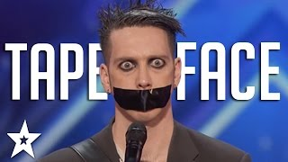 Download Tape Face Auditions & Performances | America's Got Talent 2016 Finalist Video