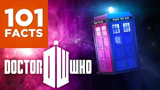 Download 101 Facts About Doctor Who Video