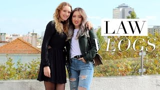 Download LAW SCHOOL VLOG #24 | What's It Like To Study Abroad? (Erasmus Exchange Lisbon) Video