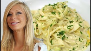 Download Healthy Pasta Alfredo & Ravioli from Raw Plants- No Wheat, Dairy, Gluten or even Cooking Video