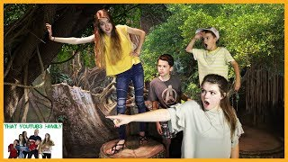 Download Lost In The Jungle - A Family Fun Adventure Story / That YouTub3 Family Video